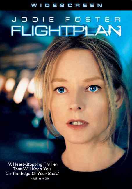 FLIGHTPLAN BY FOSTER,JODIE (DVD)